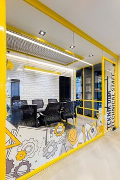 Emre Group Offices – Istanbul | Renda Helin Design & Interiors designed the offices for manufacturing company Emre Group, located in Istanbul, Turkey
