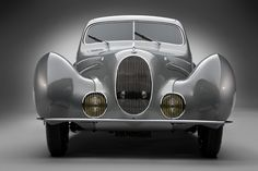 1938 Talbot Lago T150C SS Teardrop Coupe by Figoni & Falaschi Carrossiers