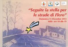 Seguite la Stella per le Strade di Flero http://www.panesalamina.com/2013/19499-seguite-la-stella-per-le-strade-di-flero.html