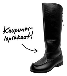 Uuden vuosituhannen lapikkaat | Paras aika vuodesta Finland, Riding Boots, Roots, What To Wear, Traditional, Style, Fashion, Egg, Swag