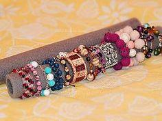 Самый лучший стенд для браслетов и колец своими руками   Ярмарка Мастеров - ручная работа, handmade