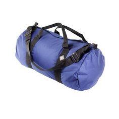 "North Star Sport Duffle Bag 16"" Diam 40"" L - 3 colors Pacific Blue / Midnight Black / Steel Gray"