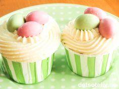 Påskecupcakes | Det søte liv