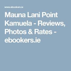 Mauna Lani Point Kamuela - Reviews, Photos & Rates - ebookers.ie