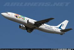Boeing 737-430 aircraft picture