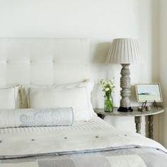 eclectic bedroom by Liz Williams Interiors