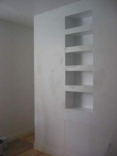 shelf in between studs - Google Search