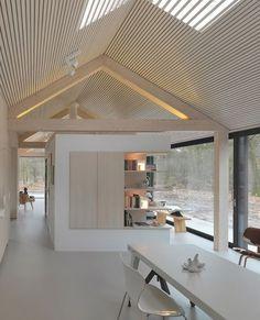 Brouwhuis Oisterwijk / Bedaux de Brouwer Architecten - modern BARN | Interior & DESIGN | projects HOUSES | house STODOŁA