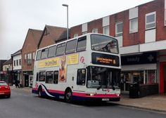 A fourth former Norwich trident arrives and is immediately pressed into service on the between the JPH and Caister on May First Bus, Great Yarmouth, Beauty First, Trident, Coaches, Norfolk, Buses, Transportation, Modern