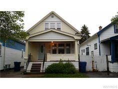 Buffalo Real Estate - 80 East End Ave, Buffalo, NY, NICE 4BR WITH SO MUCH POTENTIAL - SOUND MECHANICS - ANXIOUS SELLER WILL CONSIDER ALL OFFERS - NEWER ROOF, DOORS, FURNACE & HWT