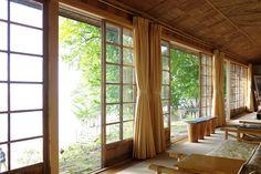 Ajiro, Windows, Curtains, Home Decor, Style, Swag, Blinds, Decoration Home, Room Decor