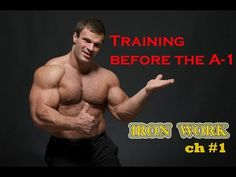 Denis Cyplenkov - Training before Power Lifting, Thing 1, Workout Tips, Fitness Tips, Bodybuilding, Training, Youtube, Movie Posters, World