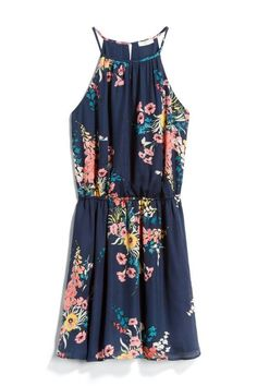 Pretty floral halter style dress perfect for spring and summer fashion. Try Stitch Fix now and get a Stitch Fix Outfits, Stitch Fix Dress, Casual Dresses, Fashion Dresses, Dresses For Work, Summer Dresses, Women's Fashion, Dresses Dresses, Summer Clothes