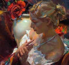 """Vibrance"" detail... Daniel Gerhartz"