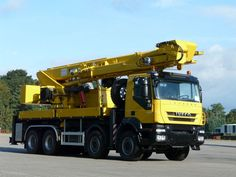 IVECO TRAKKER Trucks, Concrete, Pump, Italy, Classic, Vehicles, Truck, Crane Car, Derby