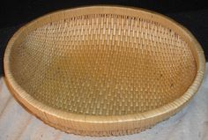 Villager Basket of Reeds