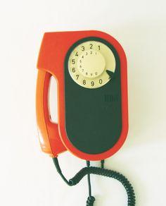 Yurotel Telephone, 1980s.
