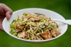 Gado Gado Indonesian Salad Style Recipe - My lunch today ... Yummy!!!