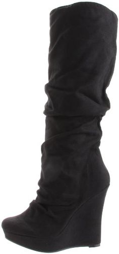 Michael Antonio wedge boots