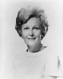 "Thelma ""Pat"" Catherine Ryan Nixon, 1969–1974"