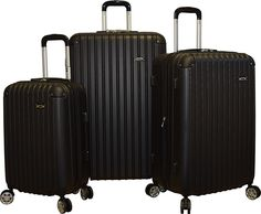 Kemyer New 700 Plus Series Lightweight 3-PC Expandable Hardside Spinner Luggage Set ** Be sure to check out this awesome product.