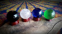 Hey, I found this really awesome Etsy listing at https://www.etsy.com/listing/256307291/mini-crystal-ball-stand