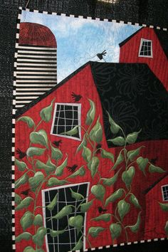 Judith Reilly-Vermont Quilt Festival, 2011