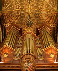 Brasenose College organ, Oxford University, Oxford, Oxfordshire.... I might faint...