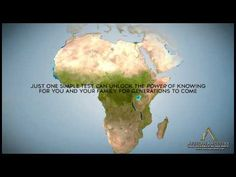 I WANT TO TRACE MY African Ancestry – Trace MY DNA. Find MY Roots. Build a detailed family tree and genealogy chart.