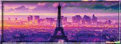 Un Paris rosado - Portadas para Facebook