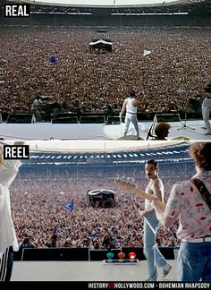 Bohemian Rhapsody Movie vs the True Story of Freddie Mercury & Queen Queen Freddie Mercury, Rami Malek Freddie Mercury, Freddie Mercury Quotes, Queen Movie, Live Aid, Ben Hardy, We Will Rock You, Somebody To Love, Queen Band