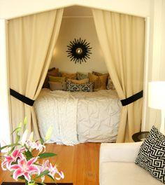 Sliding Door Closet Organization Apartment Therapy