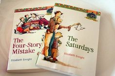 some of our favorite books- The Melendy Quartet by Elizabeth Enright