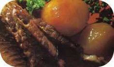 magrets de canard aux-navets-glacés