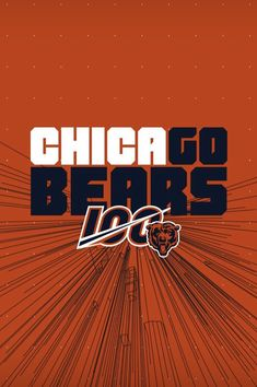 Bears Football, Nfl Chicago Bears, Football Team, Chicago Bears Wallpaper, Cheerleading, Past, Neon Signs, Wall Art, Coasters
