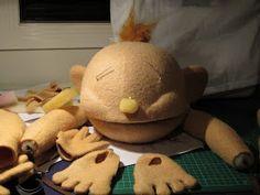 jarrod boutcher puppets: BABY PROJECT 5