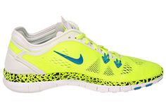 Nike Womens Free 50 TR Fit 5 Training Shoes Running VoltBlue 8 -- You can find more details by visiting the image link.