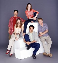 Michael Saucedo (Juan), Rebecca Herbst (Elizabeth), Jacob Young (Lucky), Coltin Scott (Nikolas, the actor is now known as Stephen Martines) and Amber Tamblyn (Emily).
