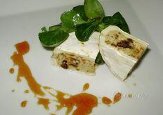 Hermelín s datlami • recept • bonvivani.sk