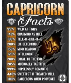 most things are true All About Capricorn, Capricorn And Taurus, Capricorn Tattoo, Capricorn Quotes, Capricorn Facts, Zodiac Signs Capricorn, Zodiac Facts, Zodiac Quotes, Capricorn Personality