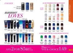 Avon Book Campaign 16 I LOVE SALE Shop online with me at https://andreafitch.avonrepresentative.com?utm_content=bufferf4bf5&utm_medium=social&utm_source=pinterest.com&utm_campaign=buffer  Any 2 for $5 #fragranceforhim #fathersday
