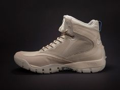 """The Shadow tactical boot from LALO footwear in the company's """"Black-Ops"""" color. It also comes in a desert tan."""