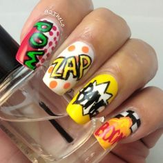 ComicBook Nails