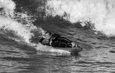 Surfing is for laid back people…  Johnny. Catch Surf