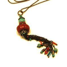 Tassel Necklace - Lemonberry Lane