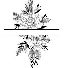 Cuff Tattoo, Hp Tattoo, Knee Tattoo, Tattoo Now, Arm Band Tattoo, Band Tattoo Designs, Tattoo Sleeve Designs, Flower Tattoo Designs, Sleeve Tattoos
