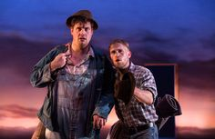 ★★★★ - Of Mice and Men review at Theatre Royal Nottingham – 'evocative and powerful'
