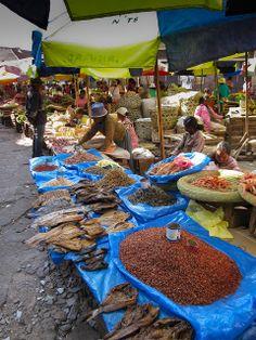 Markttag in Tana | Madagaskar
