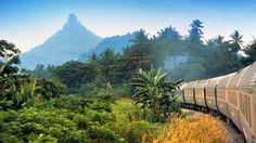 Eastern & Oriental Express Luxury Train - Eastern Asia