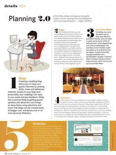 Orlando Wedding - Fall/Winter 2010 by Megan VanWaus, via Behance #editorial #layout